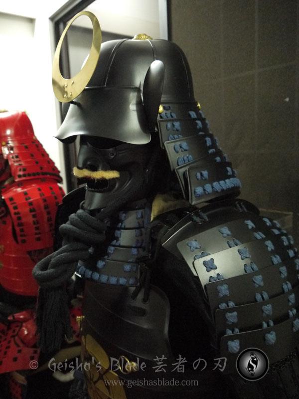 Samurai Oda Nobunaga Oda Nobunaga Clan Armor 2
