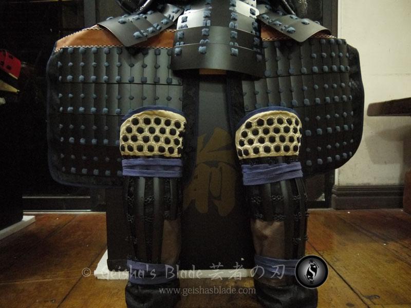 Samurai Oda Nobunaga Oda Nobunaga Clan Armor 7
