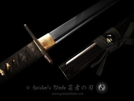 Shinobi Ninja Sword 2nd Gen 6