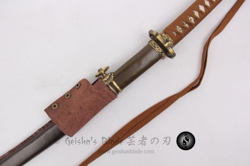 Type 98 Shin Gunto Japanese Wwii Katana Replica Geisha S