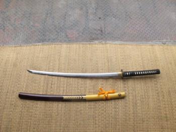 47 Ronin Master Oishi Katana
