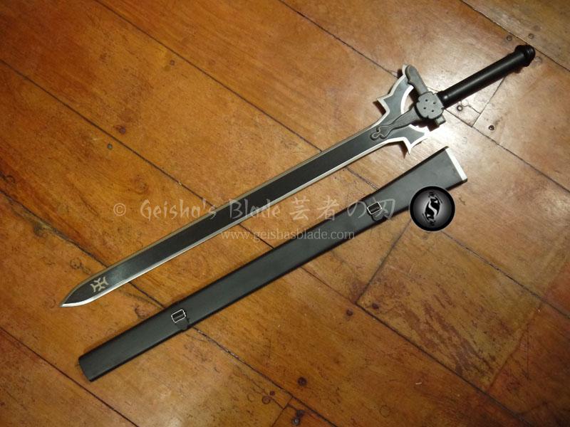 Kirito sword art online dual blade