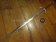 Two-Handed Danish War Sword 5