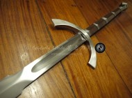 Two-Handed Danish War Sword 7
