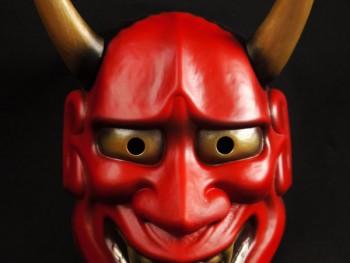 Aka Hannya Mask