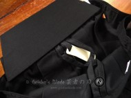 Hakama Tetron/Cotton Black 3