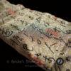 Gray Silk Katana Bag