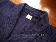 Keikogi Single Layer Cotton Navy 3