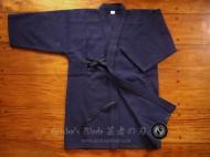 Keikogi Single Layer Cotton Navy 5