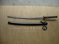 Samurai X Kenshin Himura's Sakabatou Katana 3