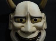 Shiro Hannya Mask 5
