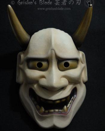 Shiro Hannya Mask