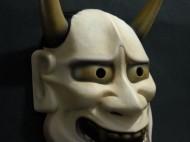 Shiro Hannya Mask 2