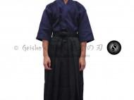 Keikogi Single Layer Cotton Navy 6