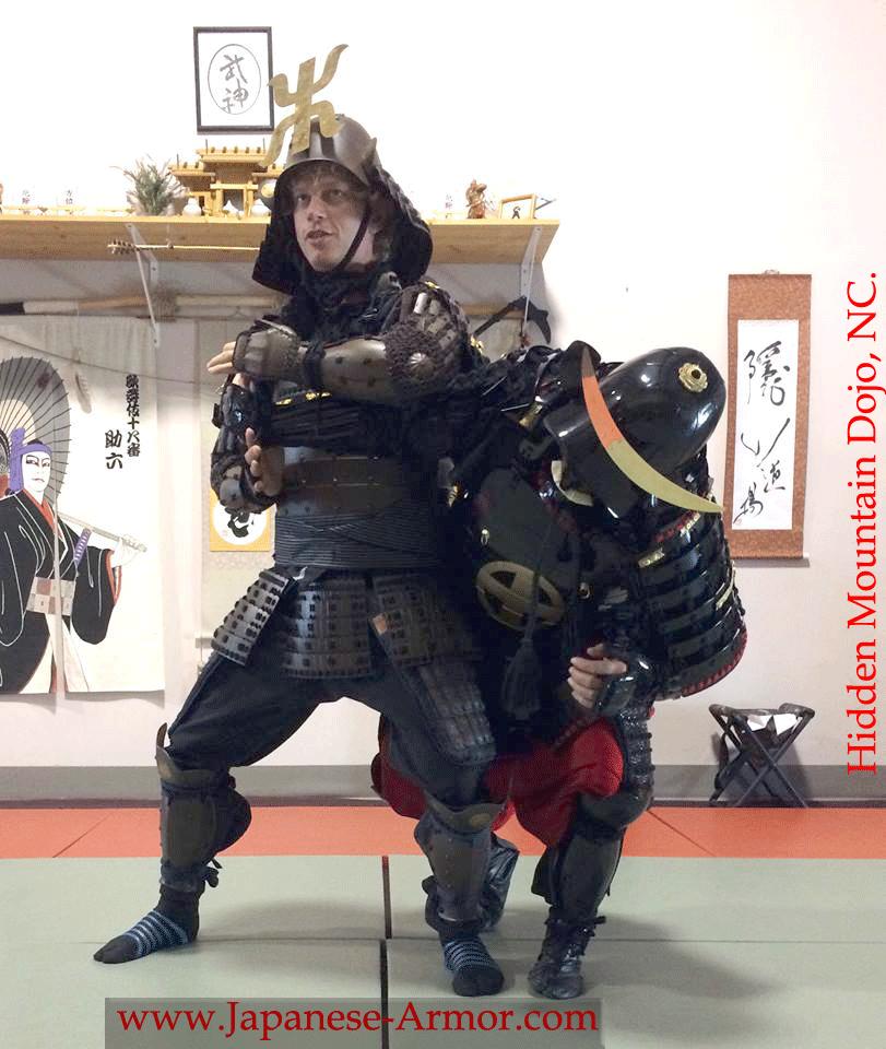 Tokugawa Clan Samurai Armor Yoroi Geisha S Blade