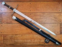 Witcher Steel Sword 02