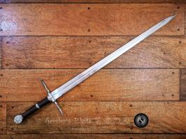 Witcher Steel Sword 03
