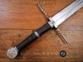 Witcher Steel Sword 08
