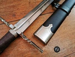 Witcher Steel Sword 11